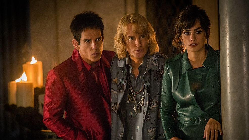 'Zoolander 2' is unfashionably out of season