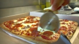 Pizza shop gets ready for Super Bowl Sunday