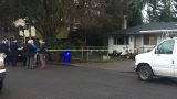 Man found dead in Oregon City shooting, wife accused of murder